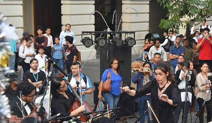Orquesta Juvenil, Guayaquil,