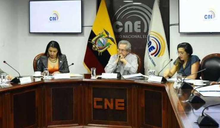 CNE, Elecciones, Campaña Electoral,